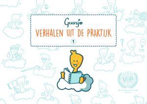 Boekje 1 met de de Guusje verhalen.