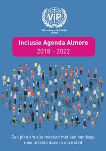 Afbeelding van de toegankelijke versie van de inclusieagenda
