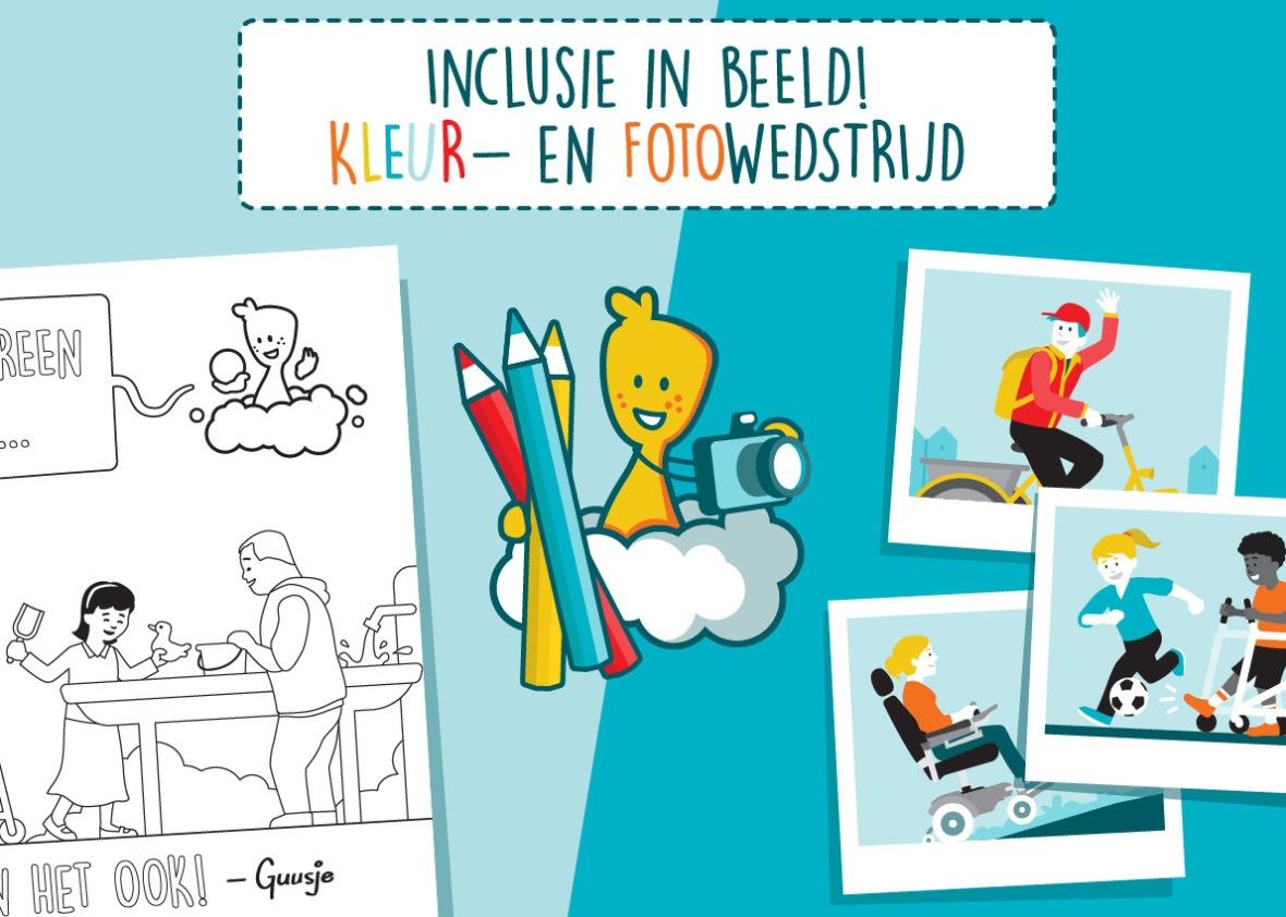 Guusje introduceert de Kleur- en Fotowedstrijd